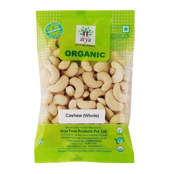 Cashew (Whole) (100g)