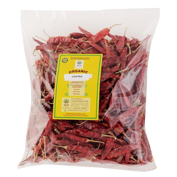 Chilli Red (500g)