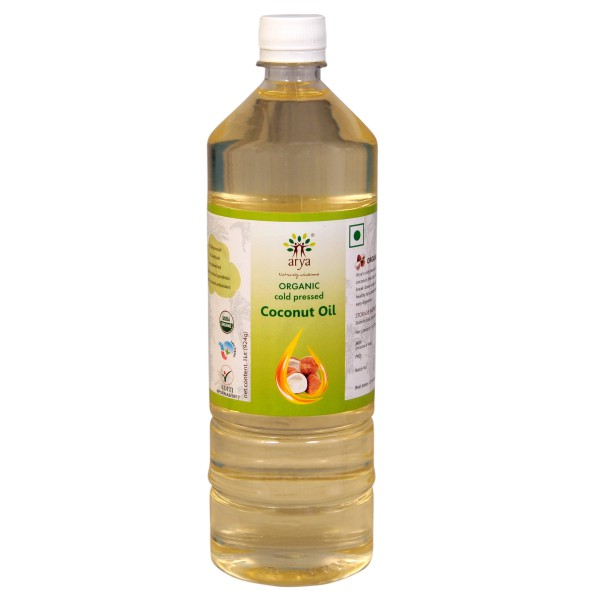 Coconut Oil (Edible) (1L)
