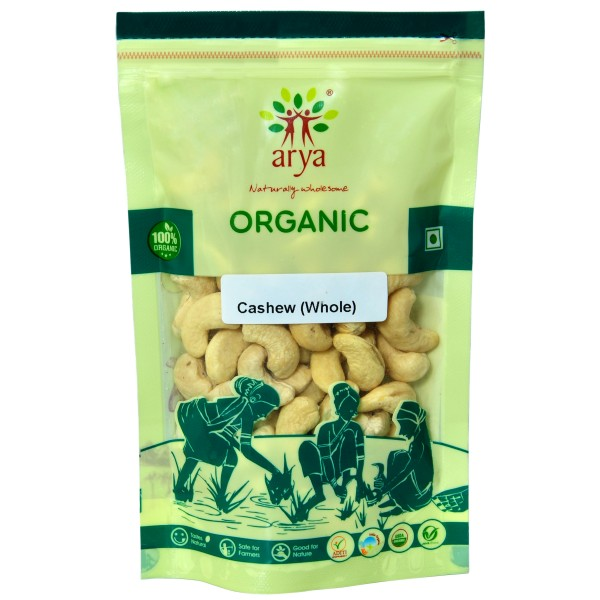 Cashew (Whole) (100g)