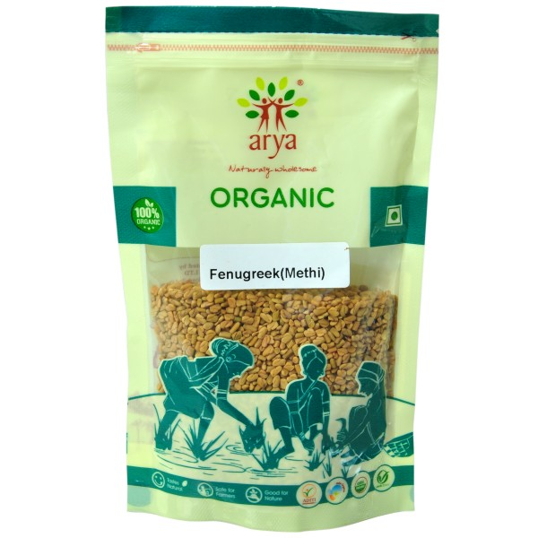 Fenugreek(Methi) (200g)