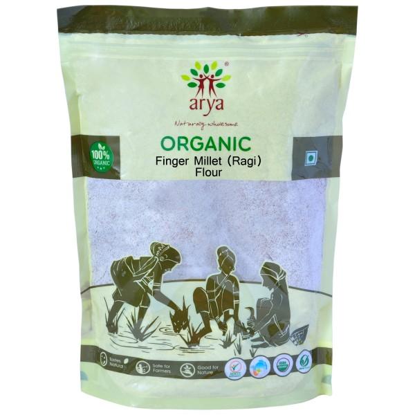 Finger Millet(Ragi) Flour (1kg)