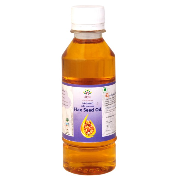Flaxseed Oil (200ml)
