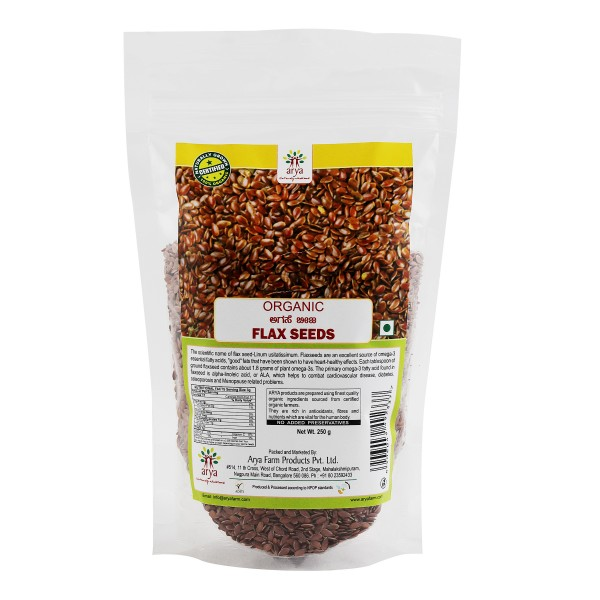 Flaxseeds (Agase) (250g)