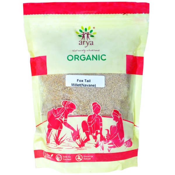 Fox Tail Millet(Navane) (500g)