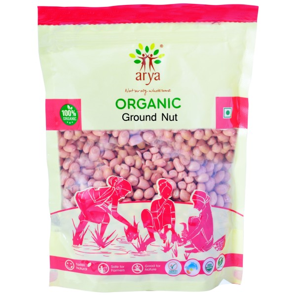 Ground Nut (500g)