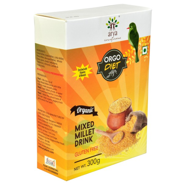 Mixed Millet Drink (300g)