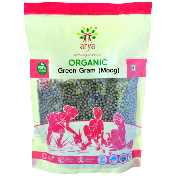Green Gram(Moong) (500g)