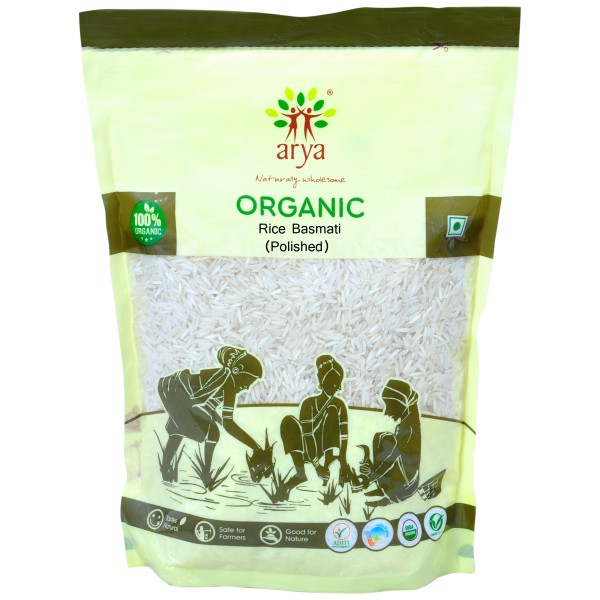 Rice Basmati (Polished) (1kg)