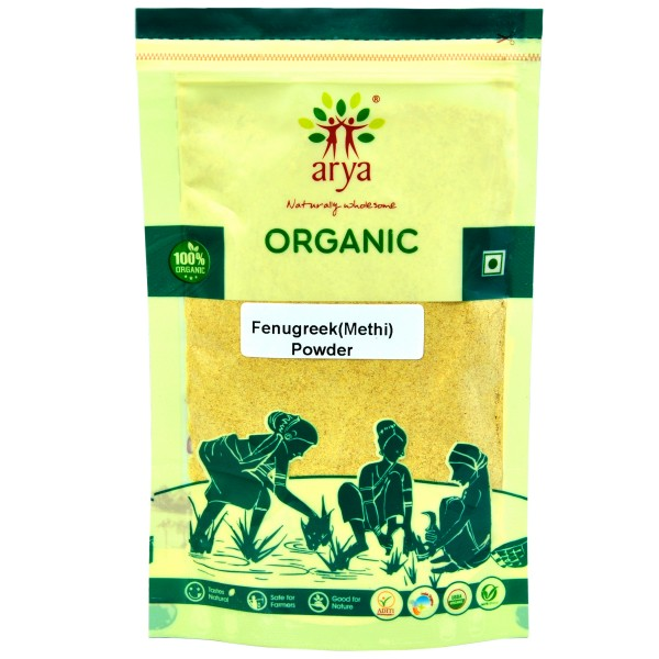 Fenugreek(Methi) Powder (100g)