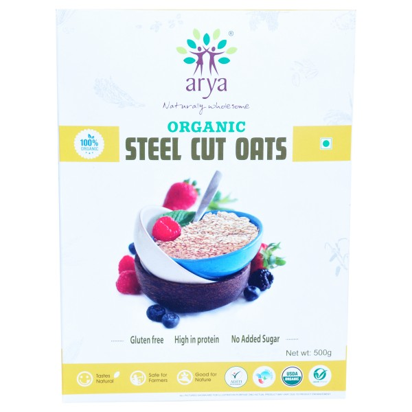 Steel Cut Oats (500g)