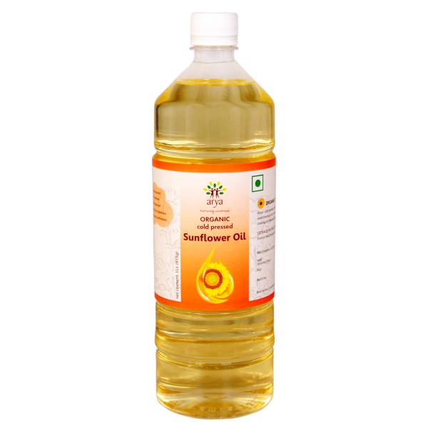 Sunflower Oil (1 L)