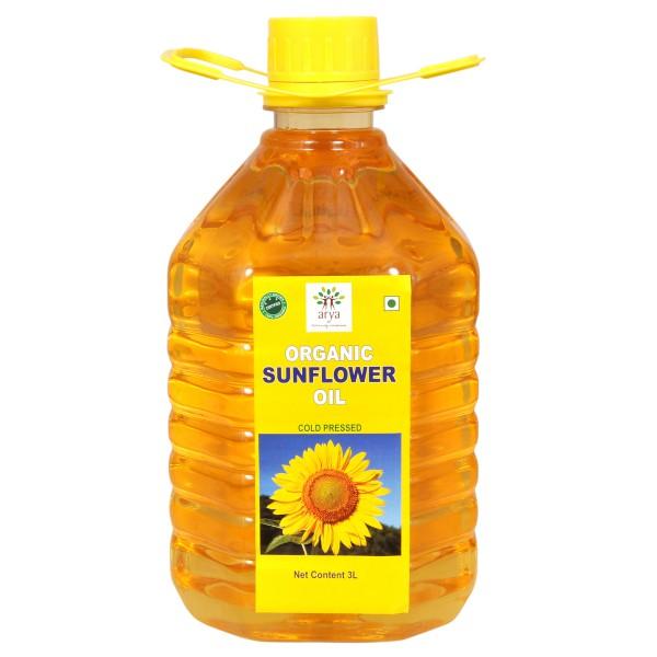 Sunflower Oil (3 L)