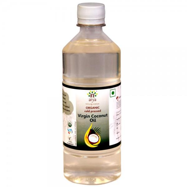 Virgin Coconut Oil-Certified (500ml)