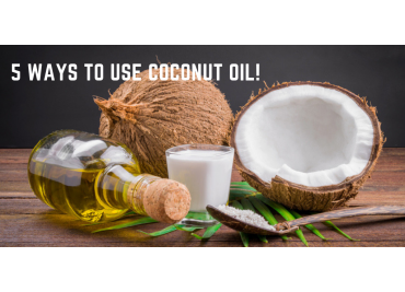 5 Great Health Benefits of Coconut Oil that will amaze you