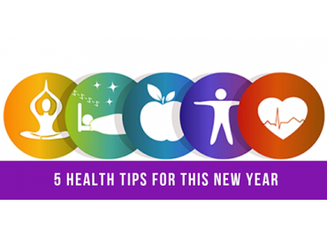5 Health Tips for this New Year