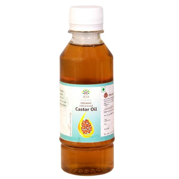 Castor Oil (200ml)