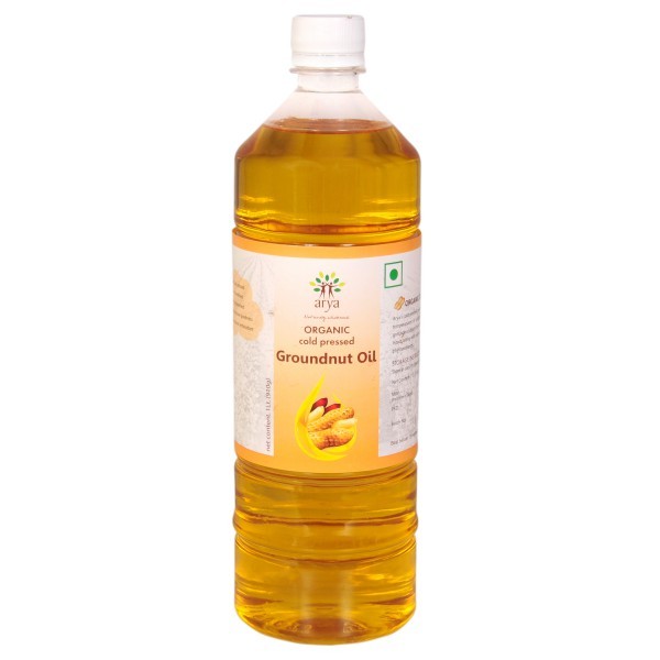 Ground Nut Oil (1 L)