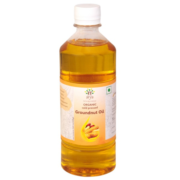 Ground Nut Oil (500ml)