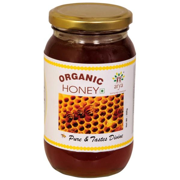 Honey (N) (500g)