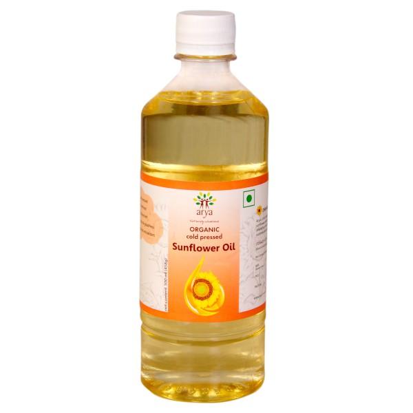 Sunflower Oil (500ml)